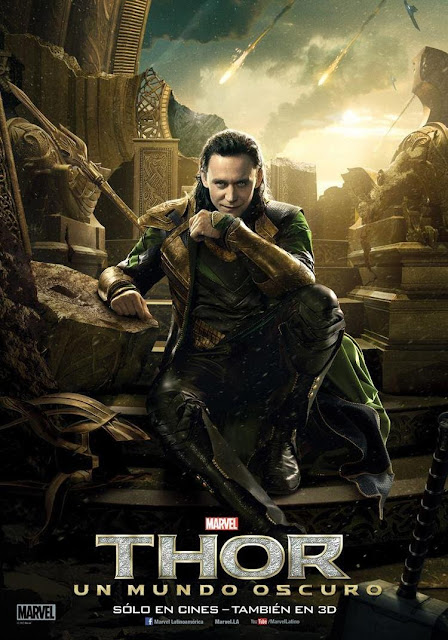 thor the dark world, loki