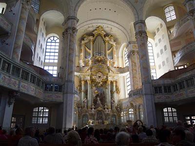 Frauenkirche de Dresde