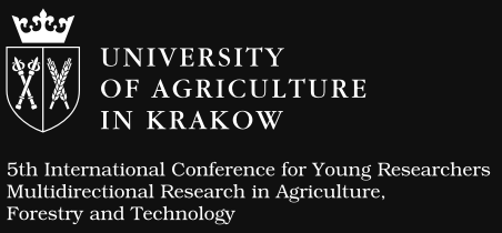 5th International Conference for Young Researchers 'Multidirectional Research in Agriculture, Forestry and Technology'