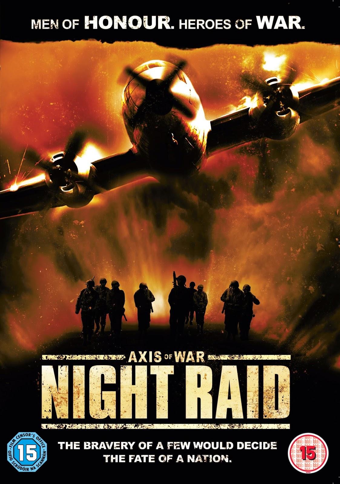 Axis of War part 3 : Night Raid (2010)