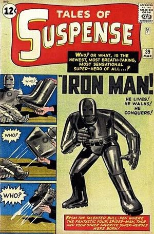 Tales of Suspense 39-Iron Man
