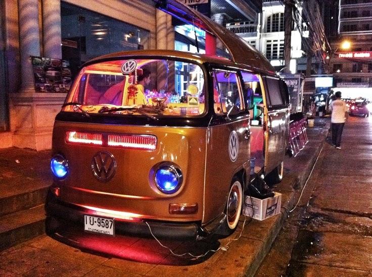 Modifikasi Mobil Volkswagen VW