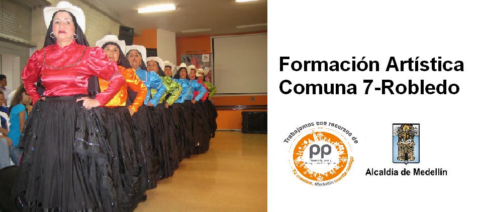Formación Artística Comuna 7 - Robledo