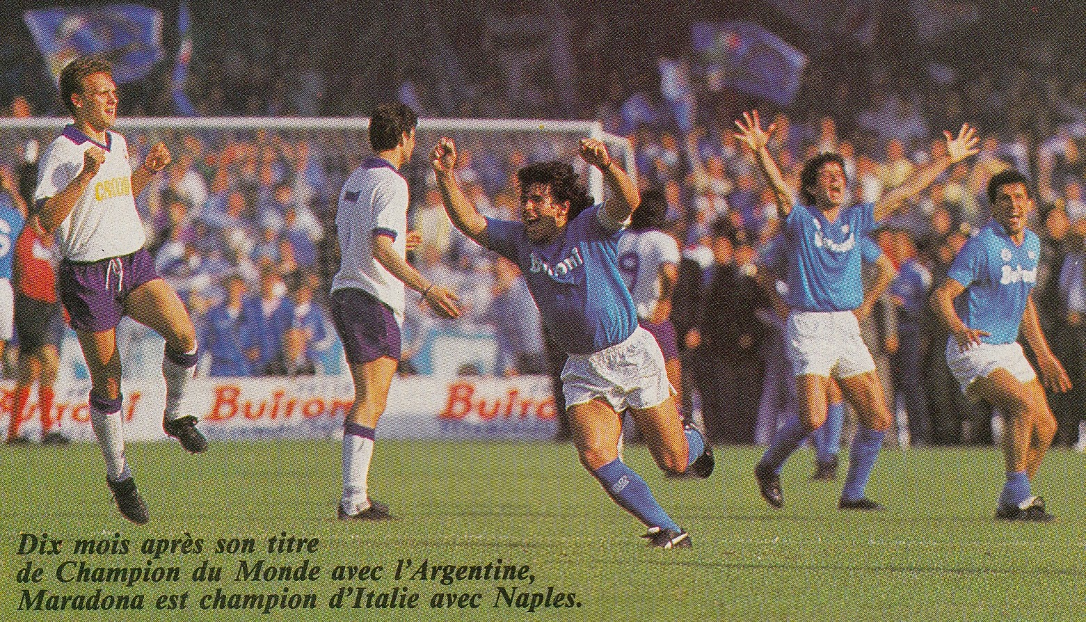Soccer Nostalgia When Calcio Ruled The Football World A Personal Journey Part Five 1986 87