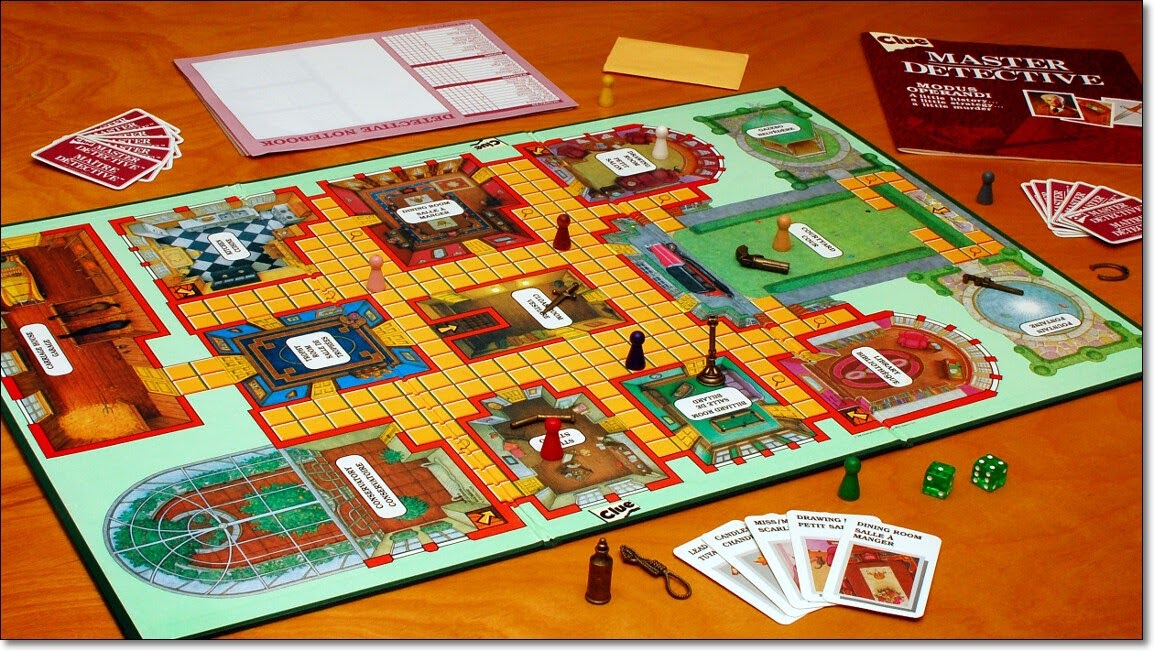 mystery book report board game Days of wonder publishes top-quality, family-oriented board games that are easy to learn and fun to play our name is derived from the sense of wonder we all.