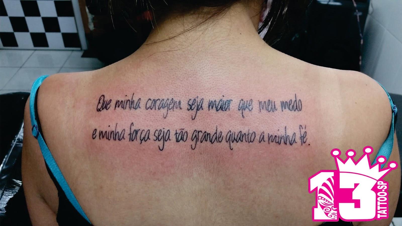 Treze Tatuagem Sp