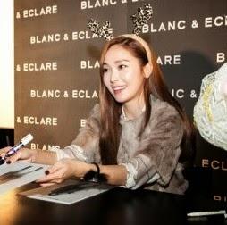 jessica signing event blanc eclare