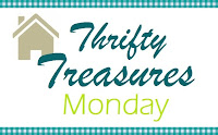 Thrifty Treasures Monday!