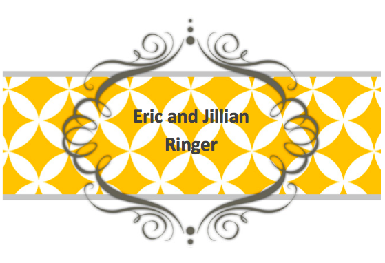 Eric and Jillian Ringer