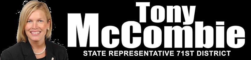 Illinois State Representative Tony McCombie