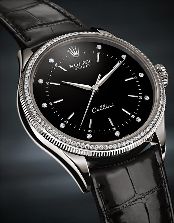 Rolex cellini time baselworld 2015 sorelle ronco blog for Sorelle ronco rolex
