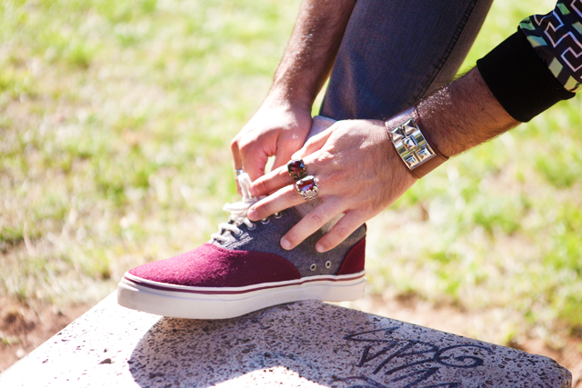 Sperry Top-Sider | Guy Overboard