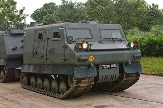 singapur ordusu