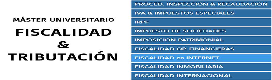 FISCALIDAD & TRIBUTACION