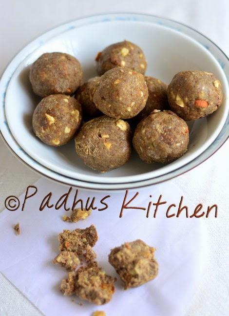 Sathu Maavu Laddu Health Mix Ladoo Recipe Healthy Snacks Ideas Indian