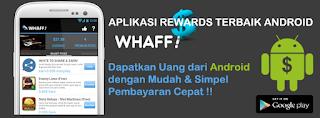 Whaff Reward