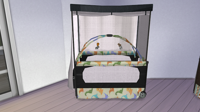 Sims 4 Cc S The Best Baby Bed By Lena Sims