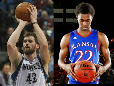 kevin love andrew wiggins