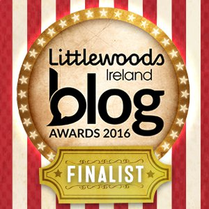 Blog awards Ireland 2016: Finalist