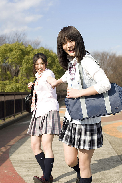 japan school uniform