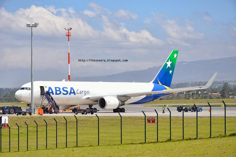 Fotos Aeropuerto Mariscal Sucre de Quito - Ecuador