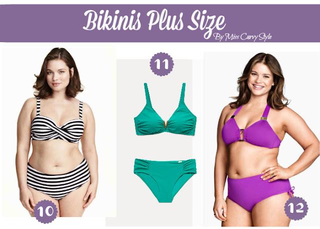 bikinis talla grande 2015