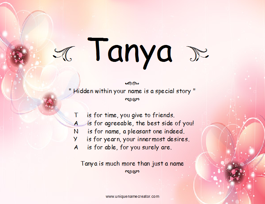 Y157 tanya b and c quotes quotes