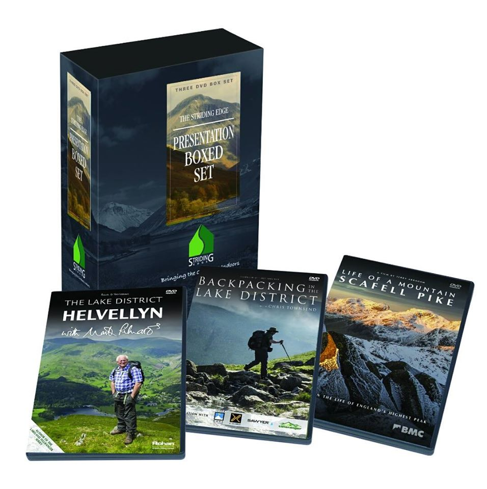 LAKE DISTRICT DVDS NATIONAL PARK CUMBRIA