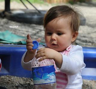 11 Aylık Bebek Oyun Oynuyor