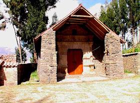 Capilla San Sebastian Coporaque