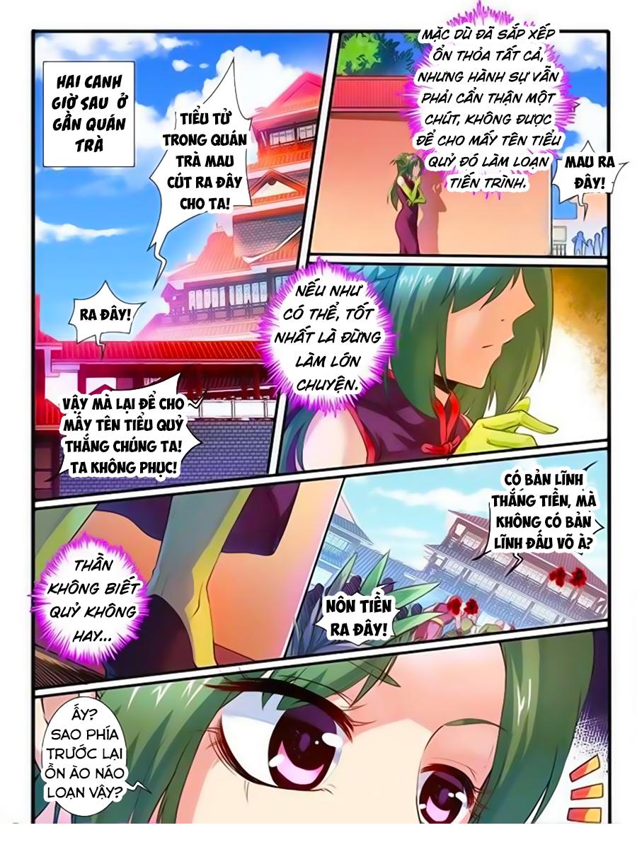 Huyễn Thú Vương chap 278 - Trang 7