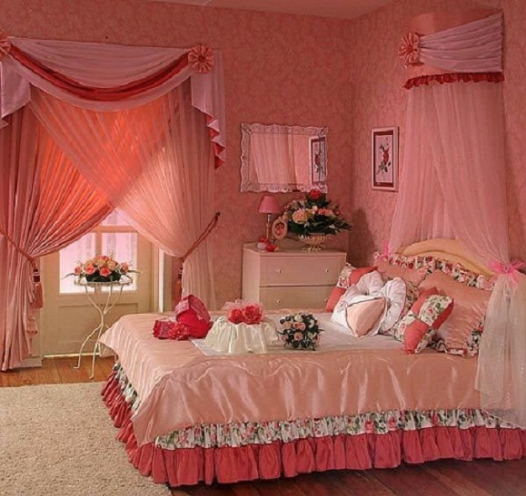 Bridal Bedroom Latest Decoration Collection - Pakistani Designers ...