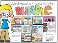 Guided Reading Phonics Activities