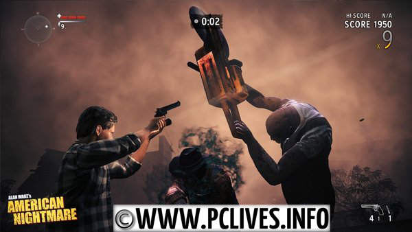 download full and free pc game Alan Wakes American Nightmare 2012