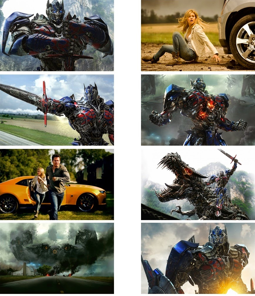 Transformers Age of Extinction 2014 Theme For Windows 7 And 8 8.1