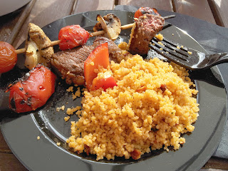 Ainsley Foods, Cous Cous, barbecue