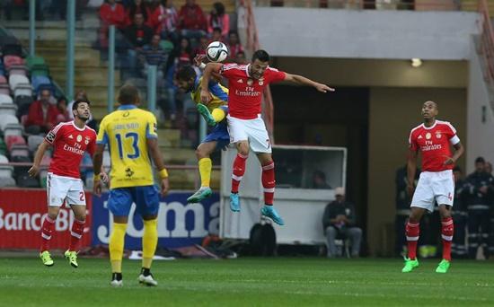 Arouca 1 x 0 Benfica - Campeonato Português 2015/16