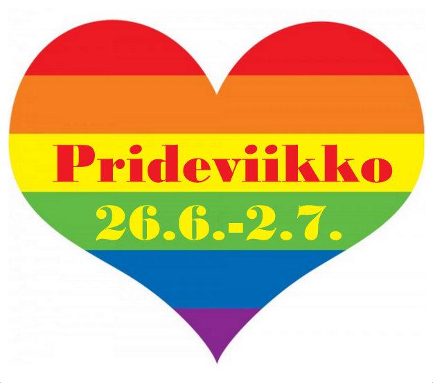 Prideviikon lukutempaus