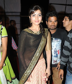 samantha at attarintiki daredi audio launch