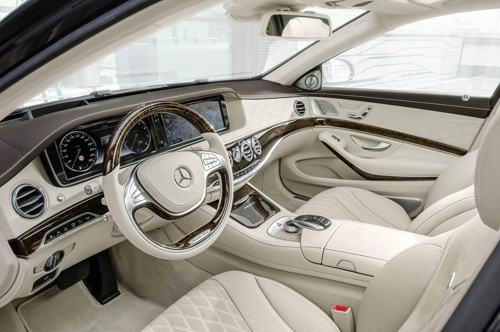 Mercedes Maybach S500 Pre 231 O R 450 Mil Na Europa Car