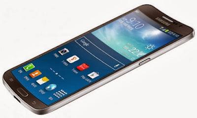 Samsung Galaxy Round: el primer smartphone con pantalla curva del mundo