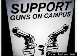 No Guns On Campus...