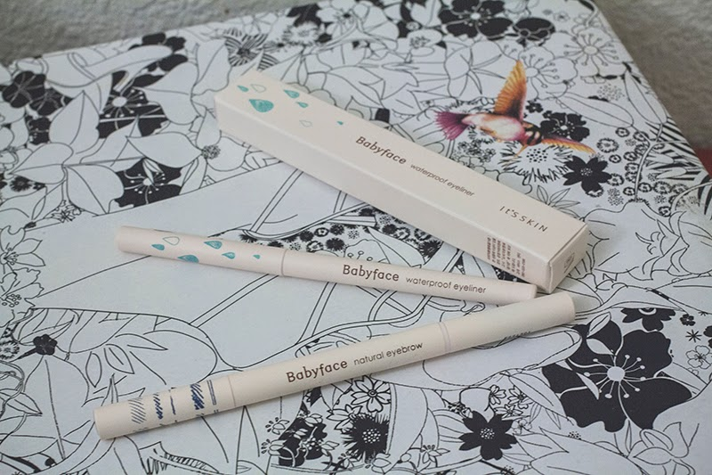 It's Skin - Babyface Waterproof Eyeliner & Natural Eyebrow Review