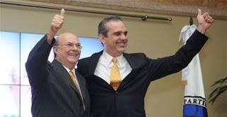 Hipólito y abinader afirman que Leonel recibió dinero del extraditable