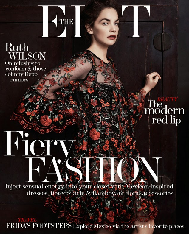 Actress: Ruth Wilson - The Edit Magazine