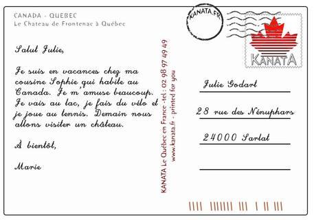 Bonjour Madame Mabelle: Carte Postale
