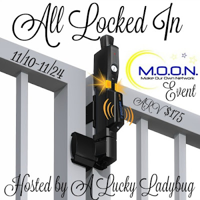 Enter the All Locked In Giveaway. Ends 11/24