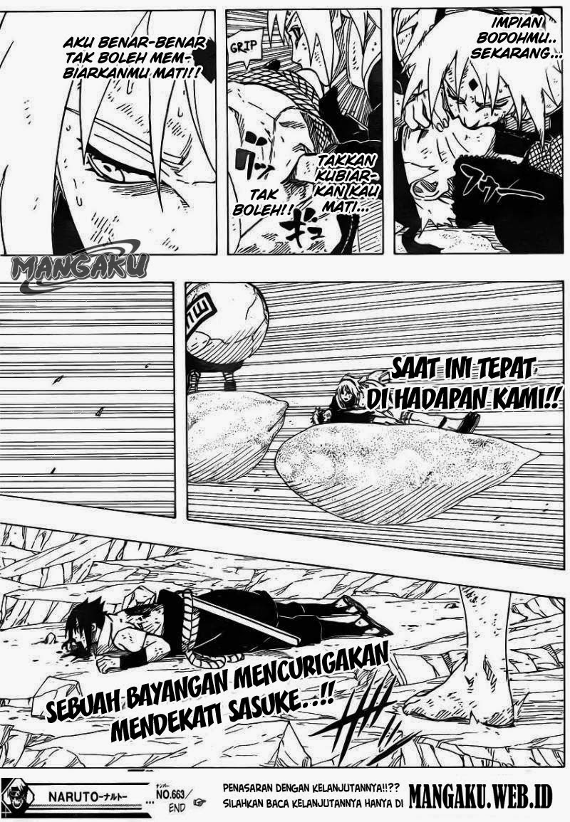 Related post for Baca Online Komik Naruto Chapter 663