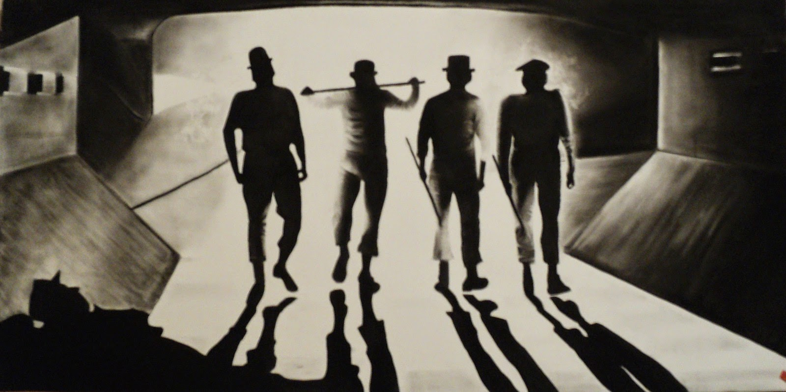 A Clockwork Orange -- The Guys