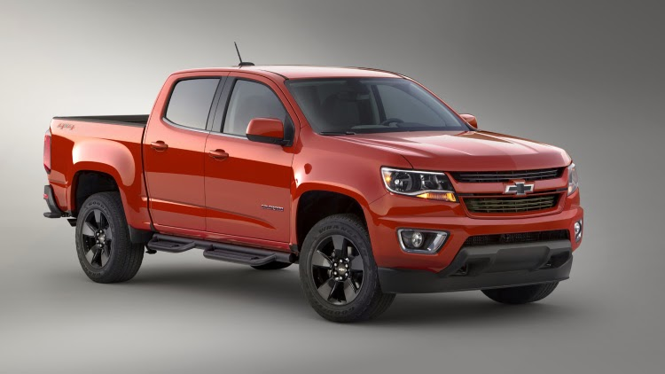 Chevrolet Colorado GearOn Special Edition